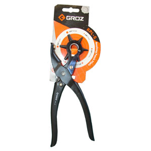Groz Revolving Punch Plier (220mm)