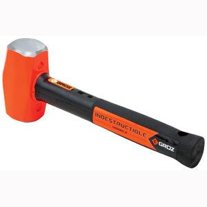 Groz Indestructible Handle Club Hammer 4lb / 1.8kg