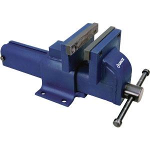 Groz Heavy Duty Steel Vice 150mm / 6in