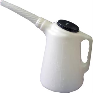 Groz Flex Spout Measurer - 5 Ltr