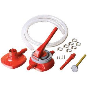 Groz Diaphragm / Bilge Pump Complete Kit 16.6lpm