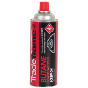 TRADEFLAME SCREW ON BUTANE GAS 220C 2037