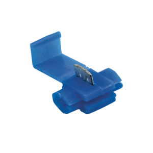 Blue Wire Tap Connector-100Pk
