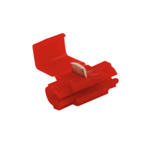 Red Wire Tap Connector-100Pk