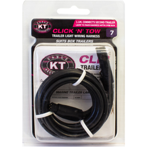KT C'N'T 4P to 4P Left Lamp Harness-1.1M (#7)**