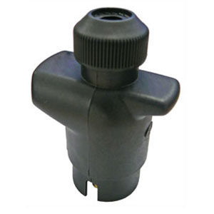 KT 7-PIN LARGE ROUND TRAILER PLUG**