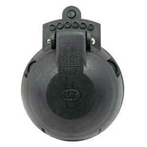 KT 7-PIN LARGE ROUND TRAILER SOCKET**