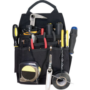 12 Pocket Electricians Tool Pouch