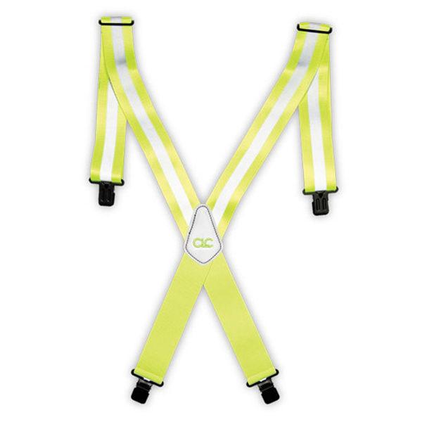 Hi-Viz Heavy Duty Work Suspenders