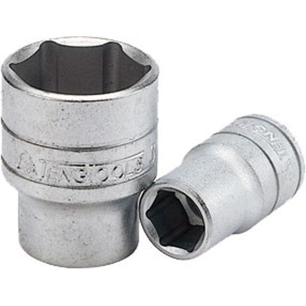Teng 1/2in Dr. Socket 33mm 6Pnt