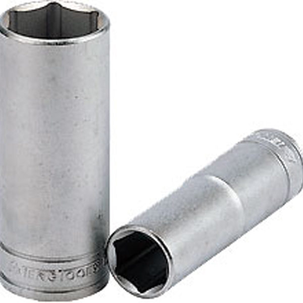 Teng 3/8in Dr. Deep Socket 22mm
