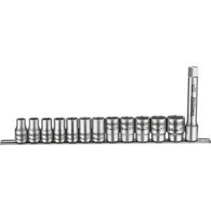 13pc1/2in dr .4430(SS)Skt Set 10-24mm(6-T)
