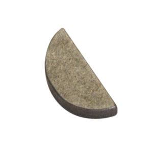3mm x 10mm Woodruff Key-25Pk