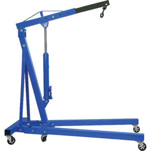 ProEquip Foldable Engine Crane 2T (ANSI) / 1000kg (AS/NZS)