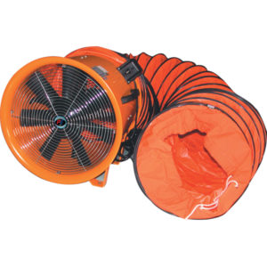 ProEquip 400mm 1000W Industrial Ventilation Fan