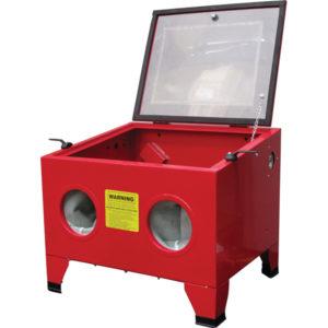 ProEquip Bench Top Sand Blasting Cabinet - Top Door