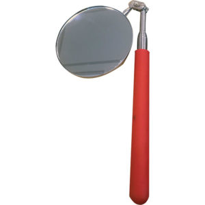 ProEquip Telescopic Inspection Mirror 3-1/4in / 82mm