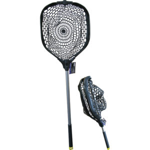 TacklePRO TPR Soft Rubber Landing Net