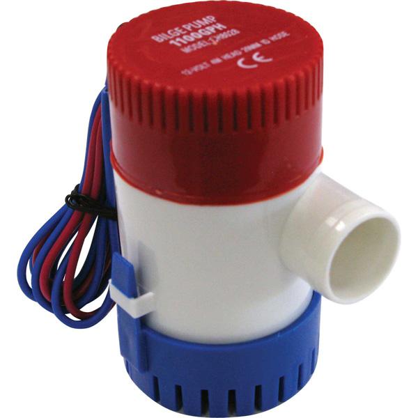ProMarine 12V Non-Automatic Sump/Bilge Pump - 1100gmph