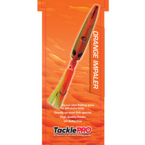 TacklePro Inchiku Lure 100gm - Orange Impaler