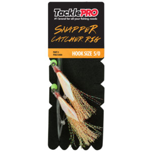 TacklePro Snapper Catcher Orange - 5/0