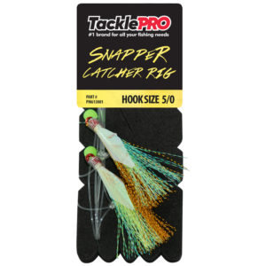 TacklePro Snapper Catcher Gold - 5/0