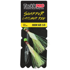 TacklePro Snapper Catcher Yellow - 5/0