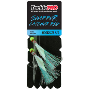 TacklePro Snapper Catcher Blue - 5/0