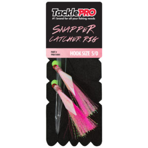 TacklePro Snapper Catcher Pink - 5/0