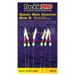 TacklePro Sabiki Bait Catcher - Size 6