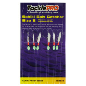 TacklePro Sabiki Bait Catcher - Size 8