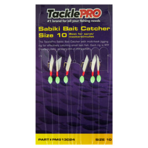 TacklePro Sabiki Bait Catcher - Size 10