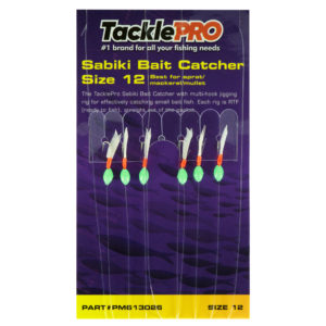 TacklePro Sabiki Bait Catcher - Size 12