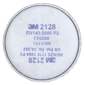 3M2128 GP2 OZONE & NUISANCE (PAIR)