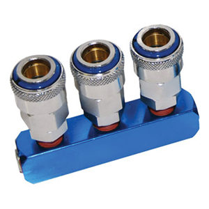 THB 3-Way Manifold - 1/4in