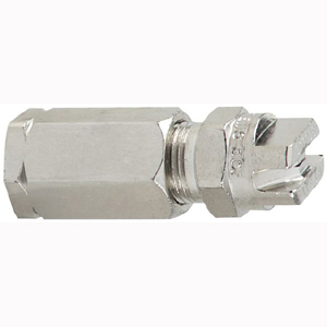 HEAVY DENSITY FLAT SPRAY NOZZLE FOR SRA1000 SERIES (# P501)