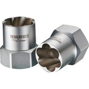 Teng 3/8in Dr. Stud Extractor Skt. 16mm (5/8in)