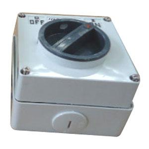 10A 1 Pole 2 Way 250V Surface Switch Module IP66**