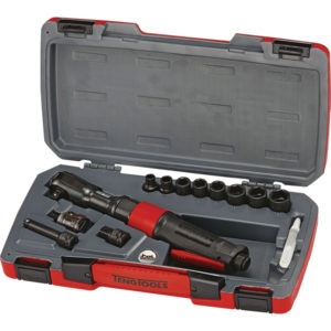 Teng 3/8in Air Ratchet Set (120Nm)
