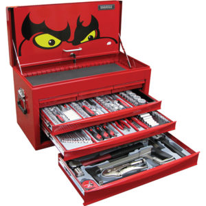 TENG TOOLS 152PC METRIC/IMPERIAL GENERAL STARTER TOOL KIT