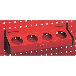 Teng Hook-On Steel 4-Can Tray 460 x 100 x 140mm