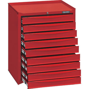 Teng 9-Dr. Storage Cabinet (no wheels)