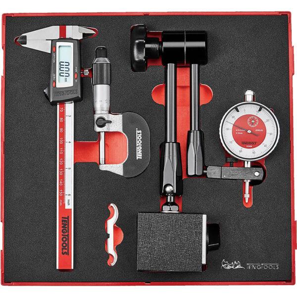 Teng 3pc Measuring Tool Set