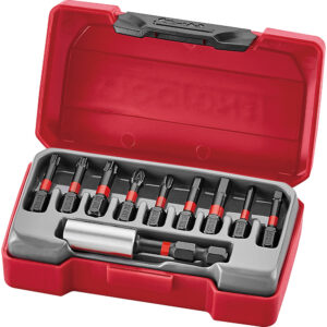 Teng 10pc Super Mini Impact Bits Set
