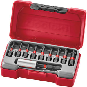 Teng 10pc Super Mini Impact TX Bits Set