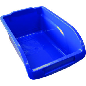 Large Plastic Bin for Stuff 390 x 255 x 165mm**