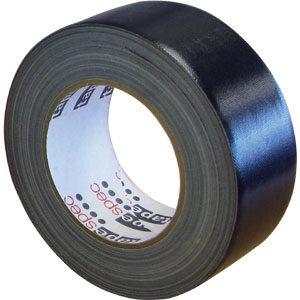 Waterproof Cloth Tape 48mm x 30m - Black
