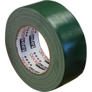 Waterproof Cloth Tape 48mm x 30m - Green