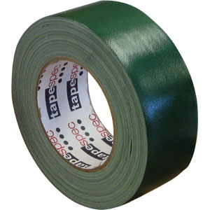 Waterproof Cloth Tape 48mm x 30m - Green
