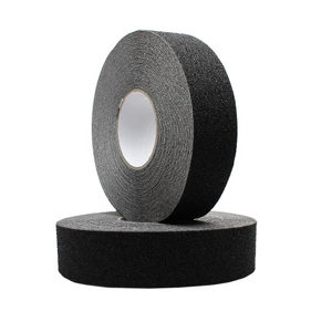 ANTI-SLIP COARSE GRIT SAFETY TAPE - 50MM X 5M